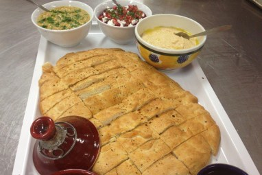 Focaccia-and-dips