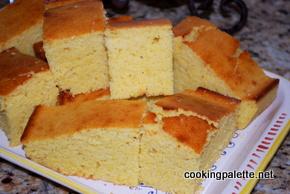 Кукурузный хлеб (Cornbread) (9)