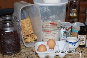muffins with bran or granola (2)