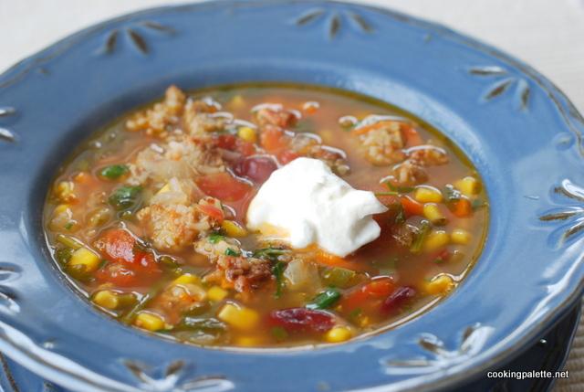cilantro soup (16)