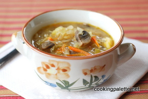 schi with souerkraut and mushrooms (12)