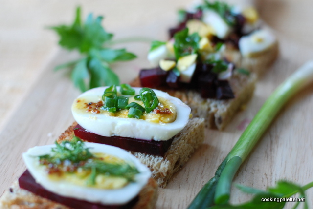 beet egg canape (6)
