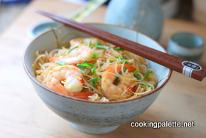 rice sticks with shrimp  (14)