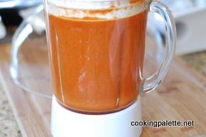 roasted pepper gazpacho (6)