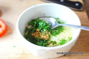 tomato salad with pistou (3)