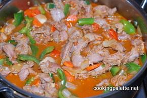 chicken gizzards paprikash (10)