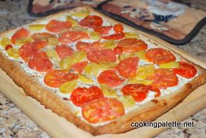 tomato ricotta tart (7)