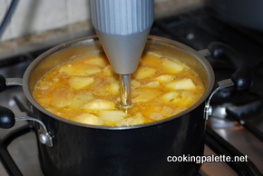 butternut apple ginger  soup (8)