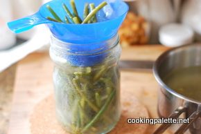 green beens marinated (4)