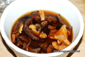 chicken stew wild mushrooms (3)