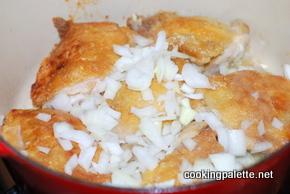 chicken stew wild mushrooms (6)
