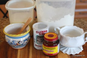 moroccan semolina pancakes  (1)