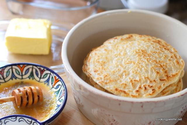 moroccan semolina pancakes  (20)