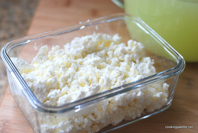homemade cottage cheese (9)