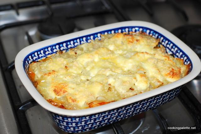 lazy lasagna (10)