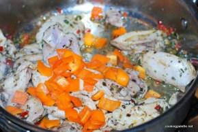 chicken primavera  pasta (5)