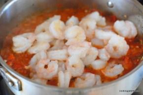 pasta with shrimp  (10)