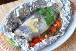 trout in foil with cherry tomatoes (13)