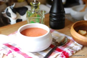 quick and easy gazpacho (7)