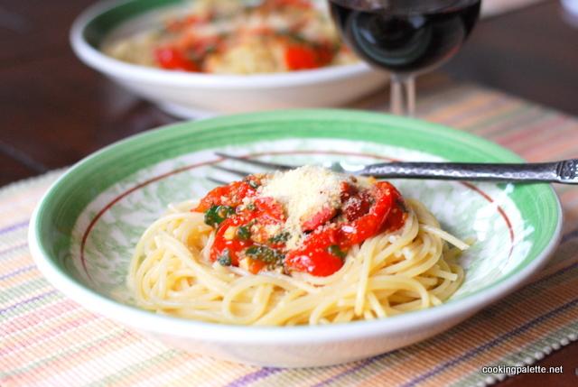 spaghetti al pomodoro (10)
