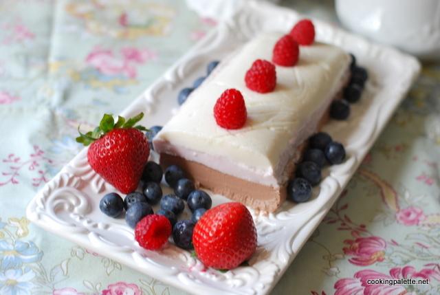 farmers cheese no bake cake (11)