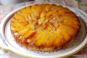 upside down peach cake  (11)