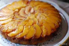 upside down peach cake  (15)