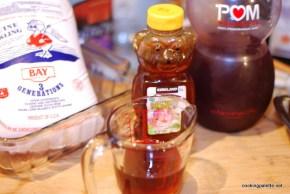 honey pomegranate glazed duck (1)