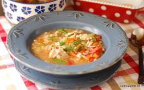 barley fish soup (18)