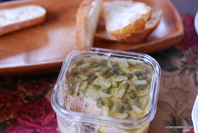 chick liver pate pickled jelly (12)