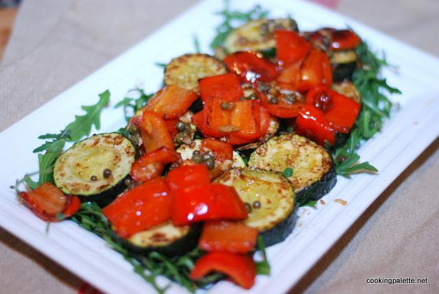 zucchini pepper capers (12)