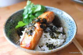 oriental fish over rice (5)