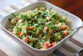 cous cous cilantro salad (5)