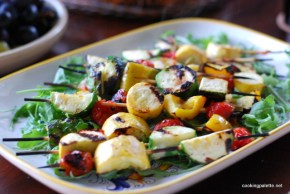 grilled veg past (2)