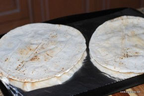 flat bread with topping (2)