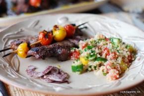 harissa marinated lamb kebabs (21)