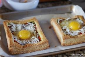 tomato tart with egg (2)