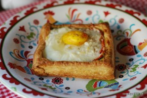tomato tart with egg (6)