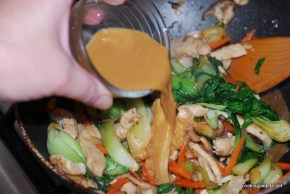 chicken bok choy stir fry (15)