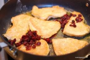 turkey cutlet cranberry sauce (5)
