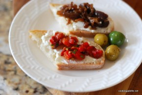 roasted pepper and garlic relish (17)