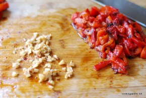 roasted pepper and garlic relish (2)