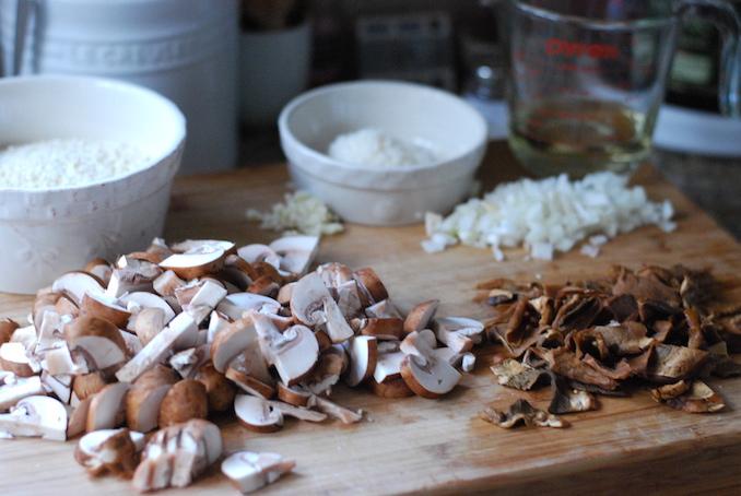 mushroom risotto00004