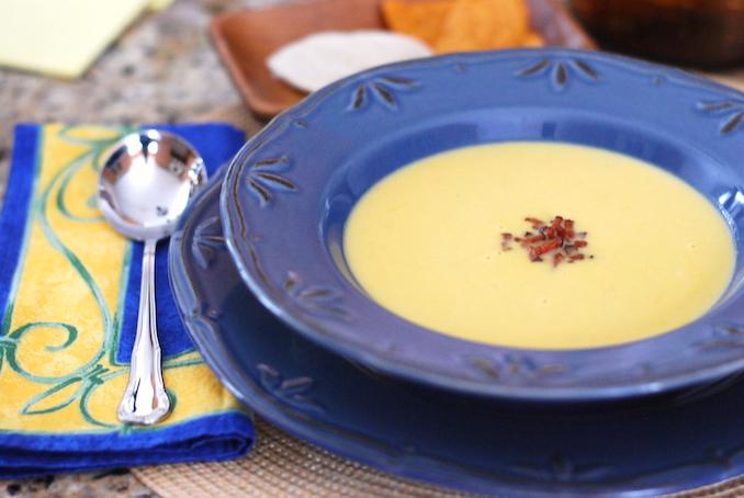 corn cream soup00013