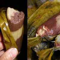 Suman Moron (Chocolate Moron) Recipe
