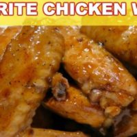 How to Cook Sprite Chicken Wings