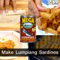 How to Make Lumpiang Sardines Recipe