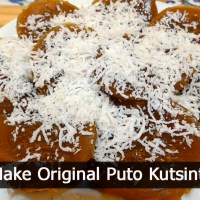 How to Make Original Puto Kutsinta Recipe