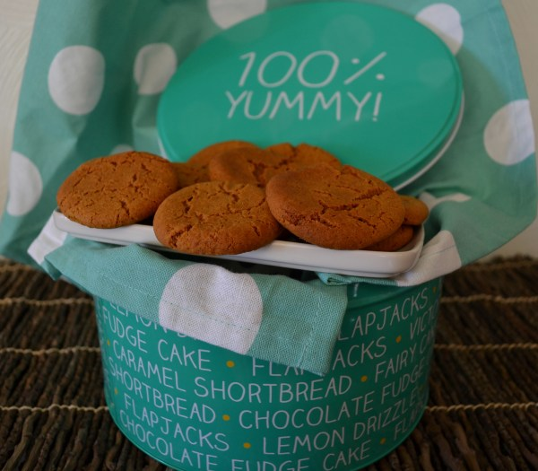 Art of Cooking - Ginger biscuits-p. 734