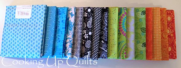 Fat Quarters - Scrap Quilt